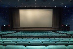 1,000人が一緒に楽しむ映画館