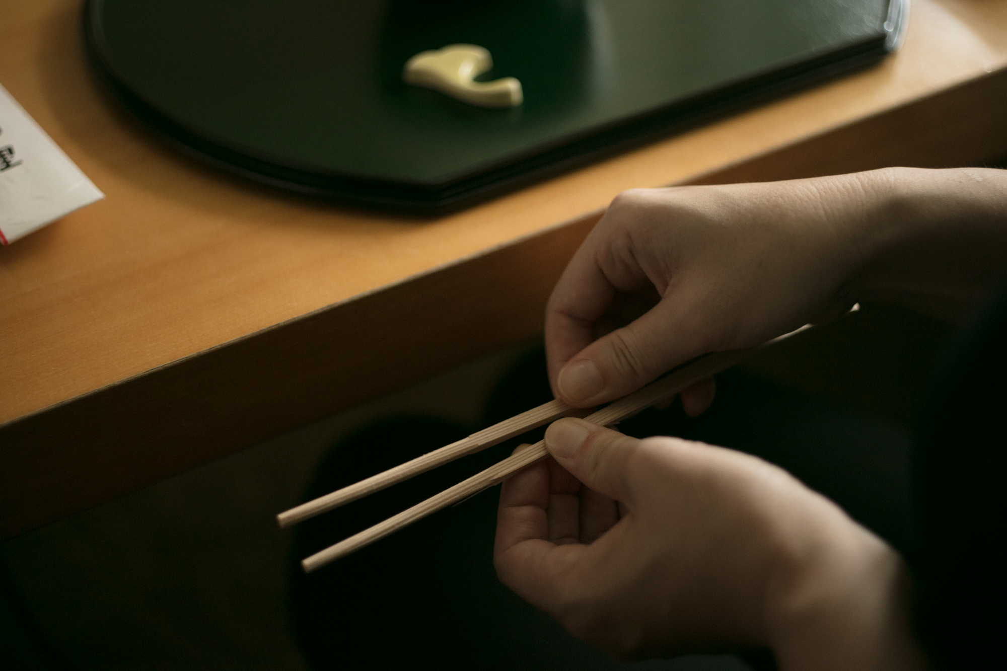 The Basis of Japanese Table Manners is Omotenashi (Welcoming Spirit & Hospitality)