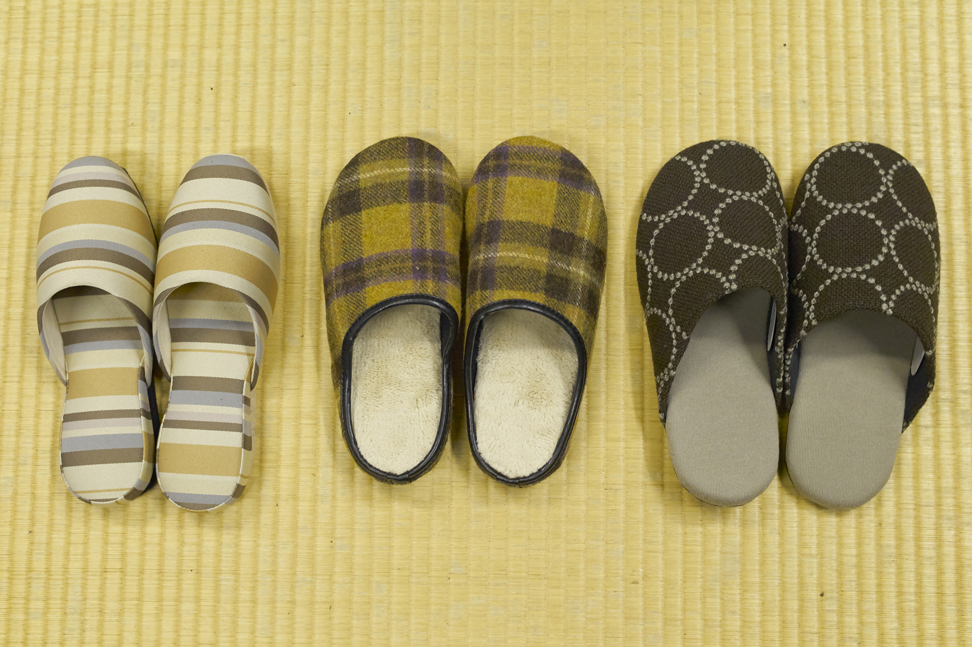 Slippers Became More of Us to Relax than for Guests
